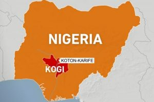 Gunmen in central Nigeria attack by 14 killed