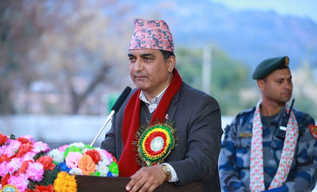 State government places emphasis on tourism development-Minister Lamsal