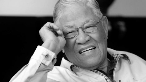 Former Taiwan president dubbed 'Mr Democracy' dies aged 97