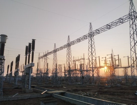 Construction of 132-KV capacity sub-station completes