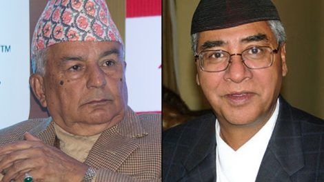 Poudel draws Deuba's attention on internal democracy