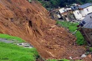 Lidi landslide: death toll reaches 32