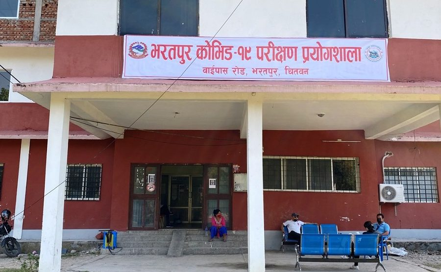 Bharatpur hospital records one more death related to COVID-19
