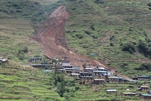 NRA supports disaster-triggered problems in Sindhupalchowk