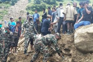 Death toll in Lidi landslide reaches 25