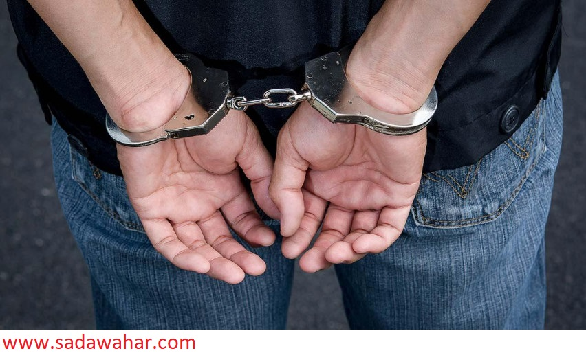 Person arrested with Rs 1.6 million