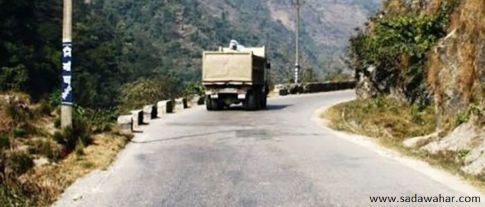 Tribhuvan highway opens for traffic